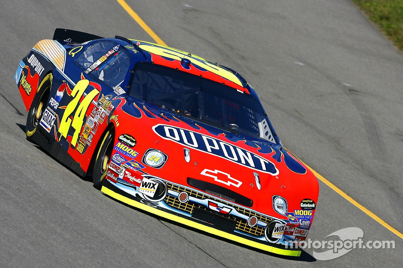 Jeff Gordon At Michigan II