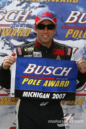 Pole winner Greg Biffle