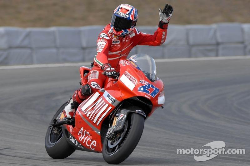 #14 - Casey Stoner - GP de la República Checa 2007