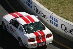 #154 Rehagen Racing Mustang GT: Moses Smith, Jamie Slone