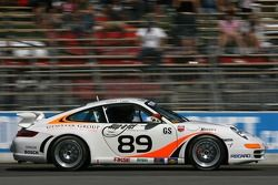 #89 Ranger Sports Racing Porsche 997: Frank Rossi, Marcelo Abello, Barry Ellis