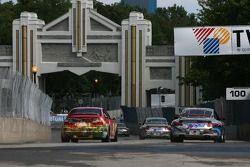 # 9 automatique Racing BMW M3: Jep Thornton, Jeff Segal, n ° 39 TRG Porsche 997: Duncan Ende, Grant