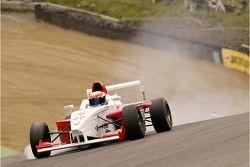 #20 Doru Sechelariu (ROM) Fortec Motorsport Formula BMW FB2