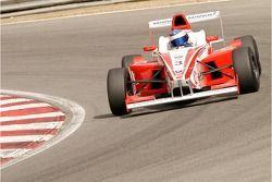 #3 Daniel McKenzie (GB) Fortec Motorsport Formula BMW FB2