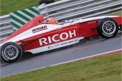 #11 Josef Kral (CZ) Double R Racing Formula BMW FB2