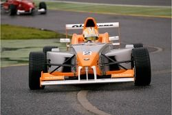 #2 Marcus Ericsson (S) Fortec Motorsport Formula BMW FB2