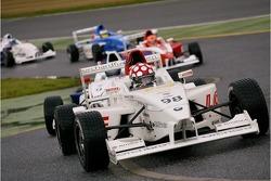#98 Sam Abay (AUS) Team Loctite Formula BMW FB2