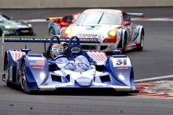 Vacances américaine, # 31 Binnie Motorsports Lola B05 / 40-Zytek: William Binnie, Allen Timpany, Chris Buncombe