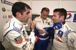 Marc Gene et Nicolas Minassian