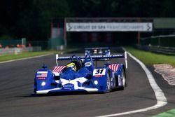 #31 Binnie Motorsports Lola B05/40-Zytek: William Binnie, Allen Timpany, Chris Buncombe