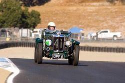 Robert Sterling, 1934 MG