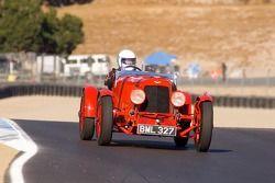 Nick Mason, 1934 Aston Martin Uls