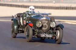 Stanley Mann, 1929 Bentley 4.5 Le Mans
