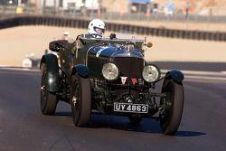 Brian Cook, 1929 Bentley Speed 6