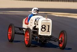 Bruce Hudkins, 1922 Ford Model T Speeds