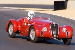 Conrad Stevenson, 1939 Alfa Romeo 6C250