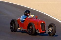 Felix Brunot, 1930 Austin 7