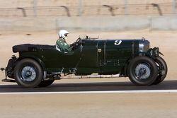 Michael Darcey, 1930 Bentley Speed 6