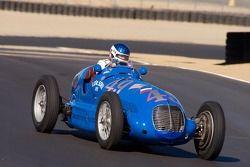 Martin Walford, 1938 Maserati 8 CTF