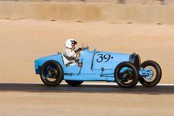 Charlie Shalvoy, 1926 Bugatti T-39A