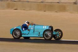 Nathanael Greene, 1925 Bugatti T-35