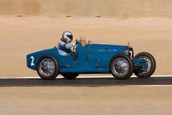 Bill Lyon, 1927 Bugatti T-35B
