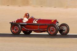 Jon Shirley, 1934 Alfa Romeo P3