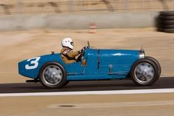 Richard Riddell, 1925 Bugatti T-35C