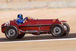 Gregory Whitten, 1932 Alfa Romeo P3