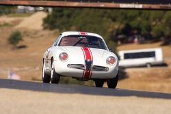 Kaid Marouf, 1960 Alfa Romeo SZ
