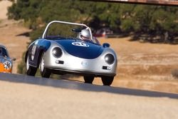 Max Jamiesson, 1957 Porsche 356