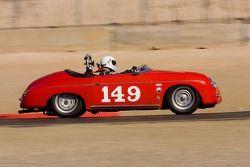 Leonard Turnbeaugh, 1958 Porsche 3