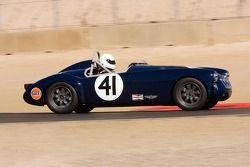 Scott Brown, 1957 MGA