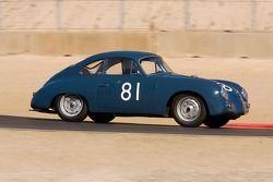 Harlan Halsey, 1959 Porsche 356 Carrera