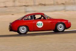Camilo Stever, 1959 Alfa Romeo Gulietta
