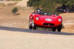 Charles Wegner, 1957 Maserati 200SI