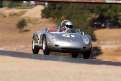 Bill Lyon, 1960 Porsche RS-60