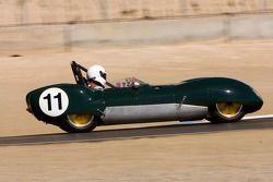 Richard Goldsmith, 1958 Lotus 11