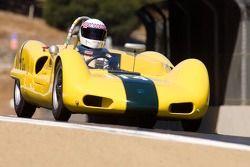 Ken Palmer, 1962 Elva MkVI