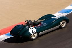 Bob Gett, 1962 Lola MKI