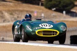 Gregory Whitten, 1957 Aston Martin DBR2