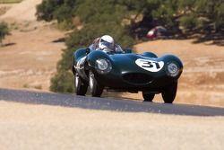 Bruce Lustman, 1956 Jaguar D-Type