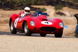 Chris Cox, 1958 Ferrari 412 M1