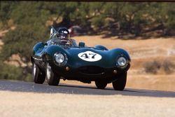 Neil Hadfield, 1955 Jaguar D-Type
