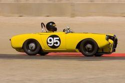 Jamie Pfeifer, 1959 Berkeley B95