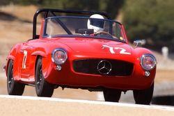 Steve Marx, 1955 Mercedes 190SL