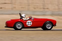 Jeff Abramson, 1954 Ferrari 500MD