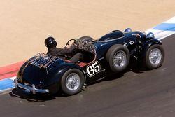 Bob Lytle, 1953 Allard J2X