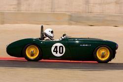 John Shirley, 1954 Austin-Healey 100