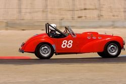 James Degnan, 1952 Allard K2